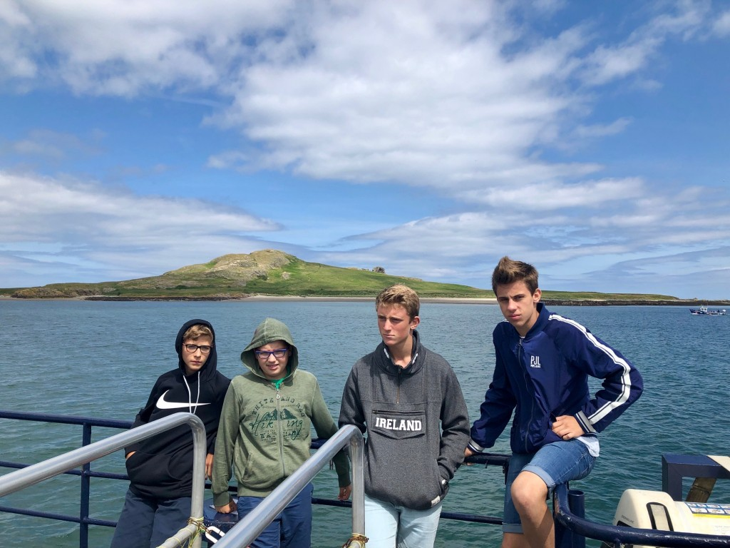 boat-kilkenny-course-abroad-2019