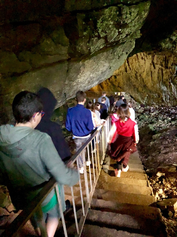 visiting-dunmore-caves-kilkenny