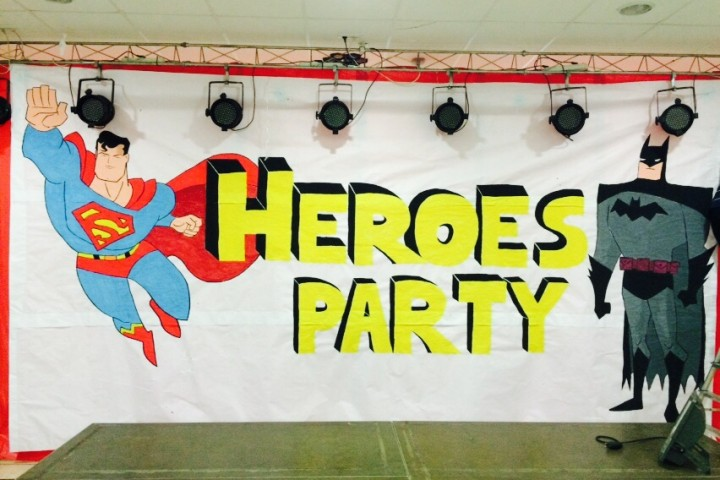 Heroes Party