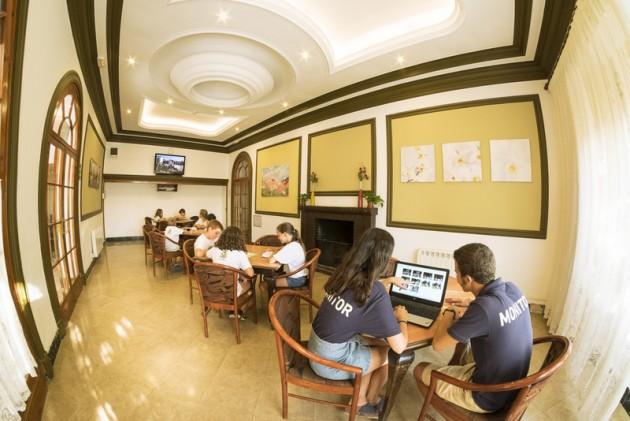 Poblet-Videoroom