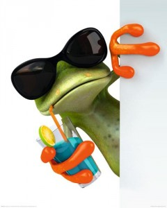frog summer