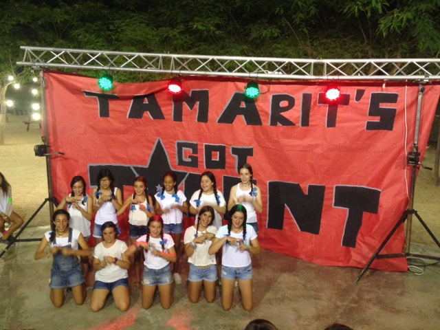 tamarit's-got-talent-campamentos