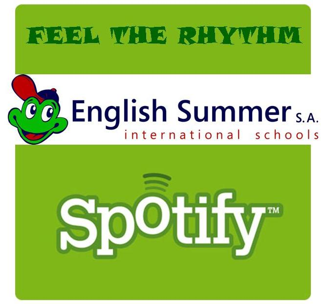Campamentos de verano y Spotify