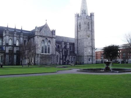 cursos en el extranjero Irlanda