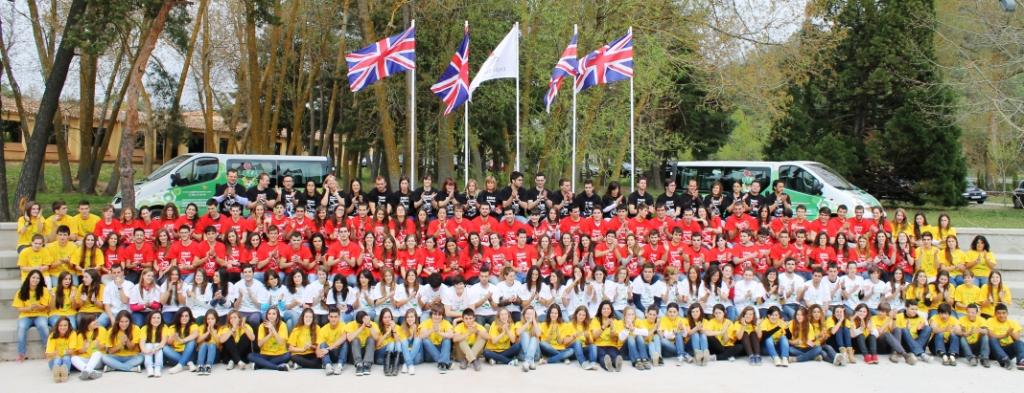 Equipo Humano_ Campamentos inglés