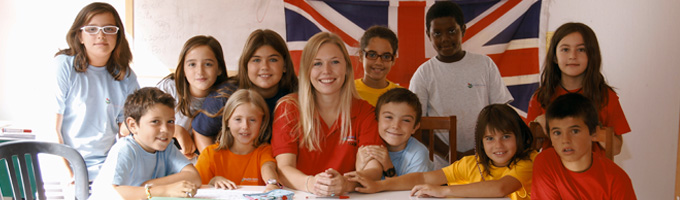 campamentos de verano de inglés