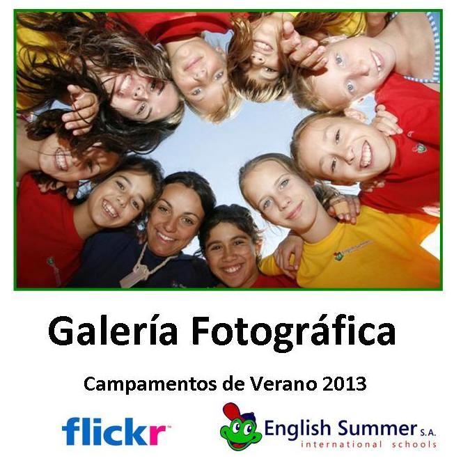 galería fotográfica campamentos de verano 2013