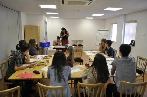 clases en Harven cursos de idiomas en el extranjero