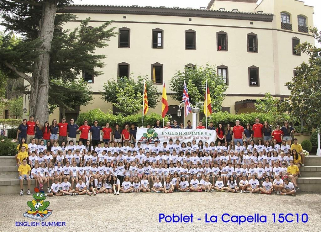 Poblet La Capella 1º Turno