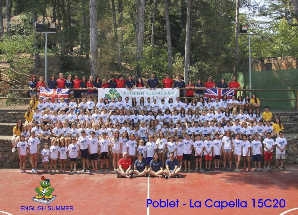 Poblet La Capella 2ºTurno