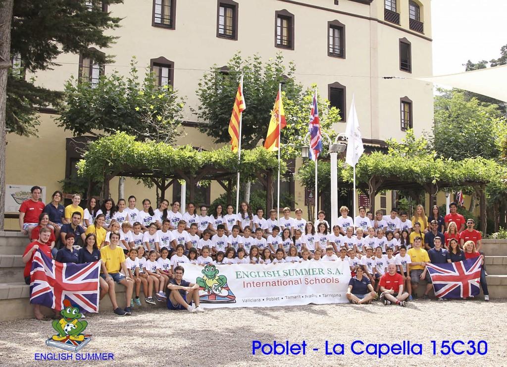 Poblet La Capella 3º Turno