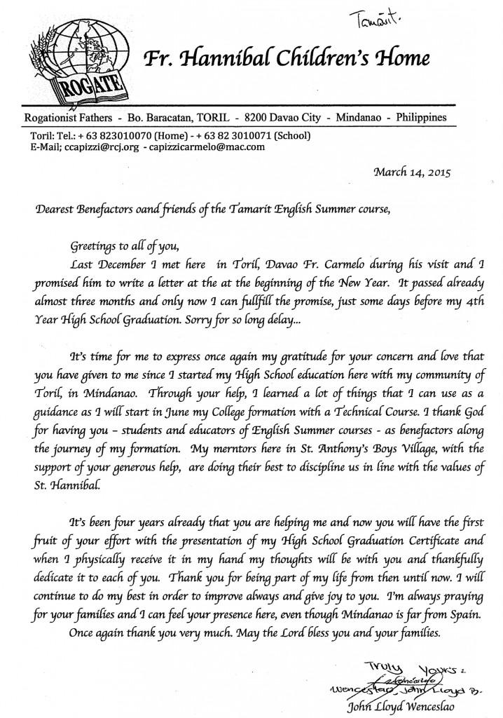 Carta Tamarit