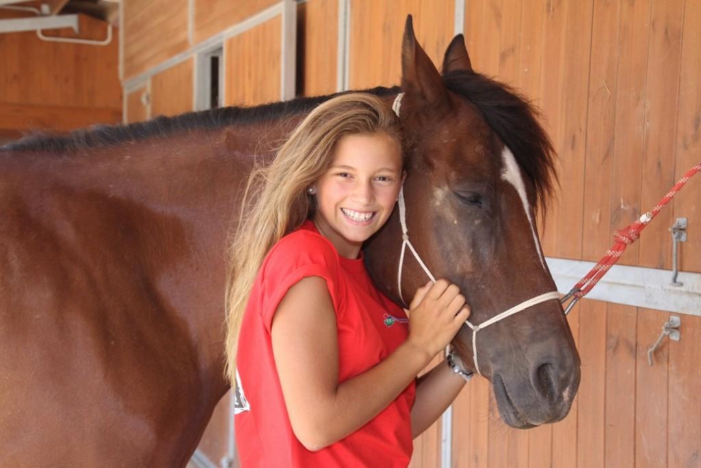 campamento-verano-equitación