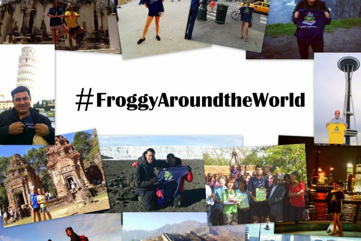 Froggy around the World hor