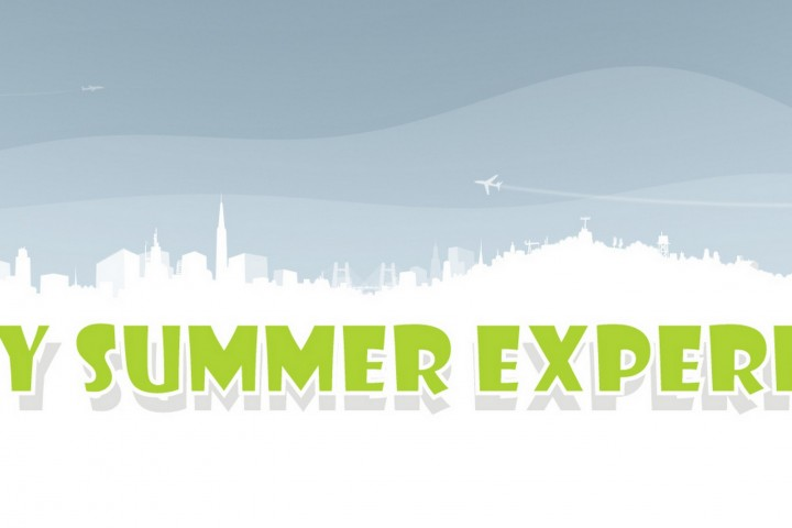 my-summer-experience