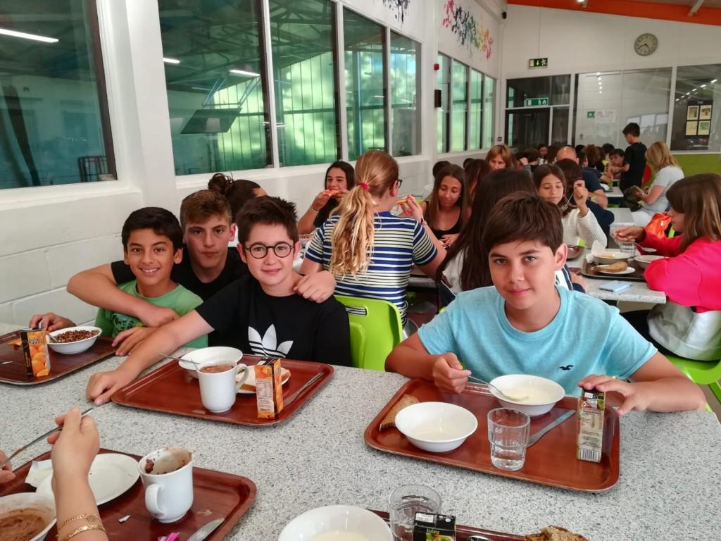 cursos-idiomas-extranjero-kilkenny-desayuno